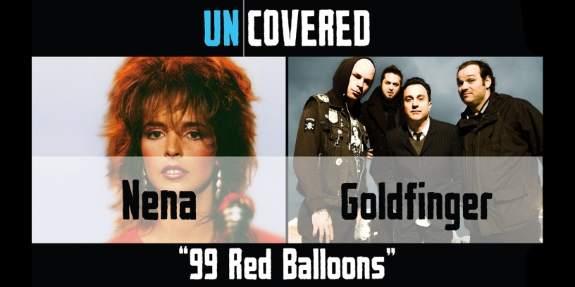 99 Red Balloons Nena Vs Goldfinger Uncovered 23